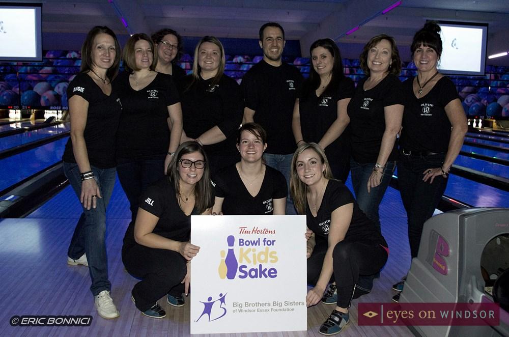 Olivito Dentistry at Bowl For Kids Sake