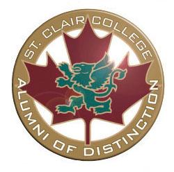 St. Clair College Alumni of Distinction Award