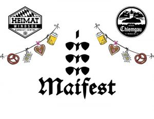 Maifest Windsor Poster