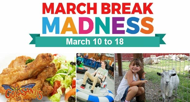 March Break at Colasanti's Poster