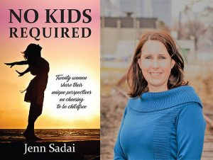 No Kids Required by Jenn Sadai Book Launch & Signing Event