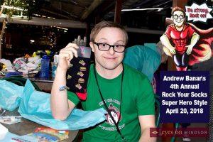 Rock Your Socks with Andrew Banar of Group Hug Apparel