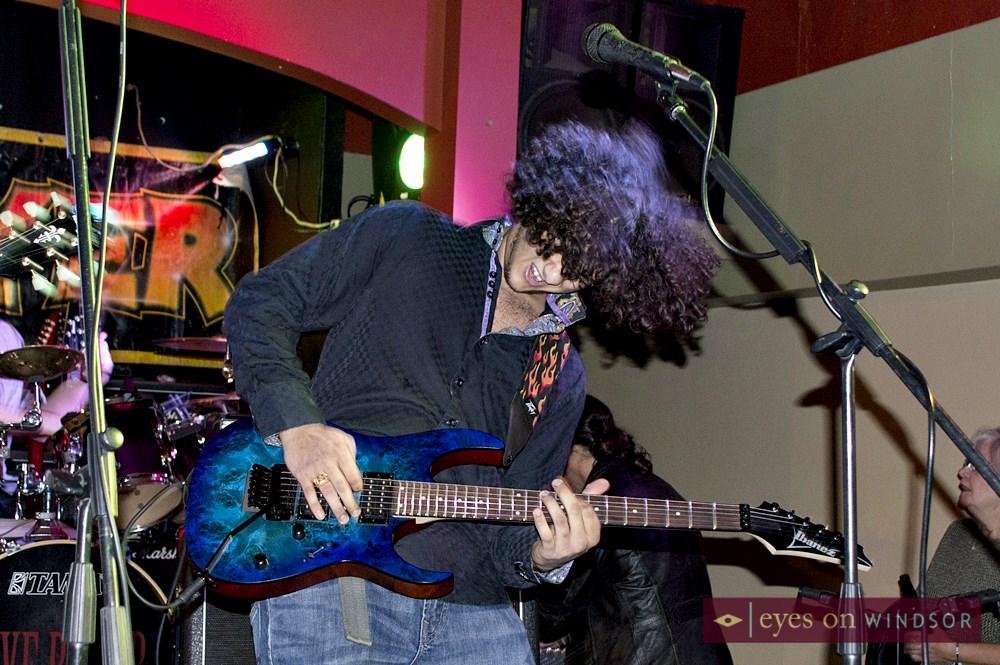 Midnight Metro Guitarist River Pathak