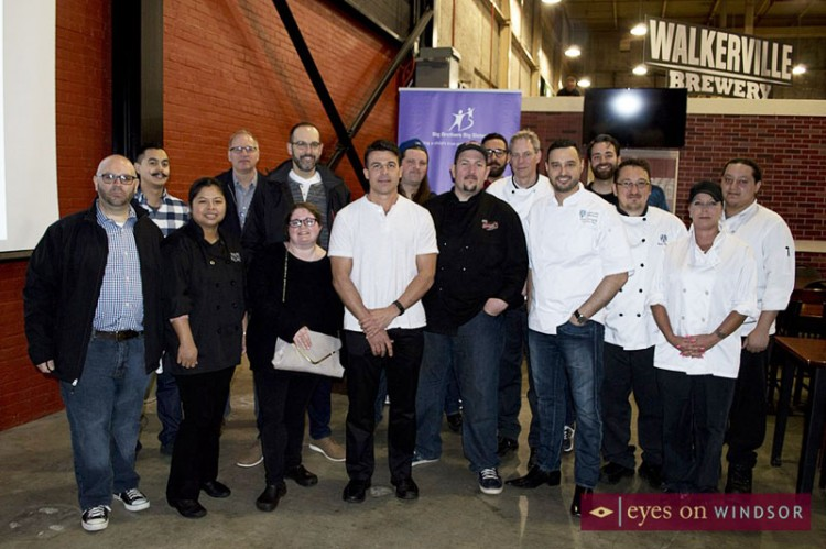 Food & Drink Participants Announced For 2016 Battle Of The Hors D'oevures 30th Birthday Bash