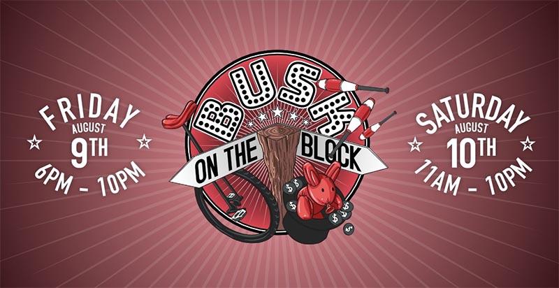 Busk On The Block Busker Festival Windsor, Ontario / Walkerville