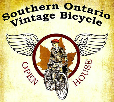 Southern Ontario Vintage Bicycle Open House