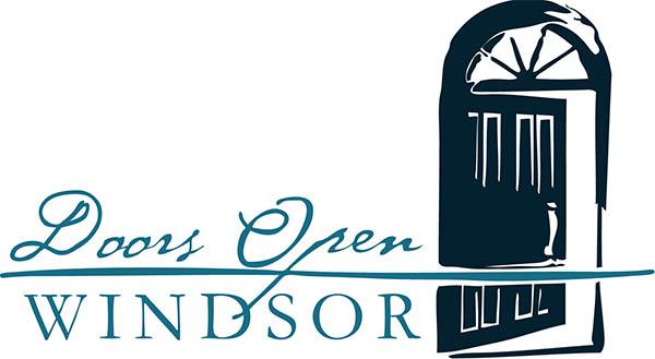 Doors Open Windsor Logo