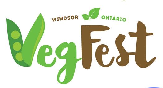 VegFest Windsor Logo