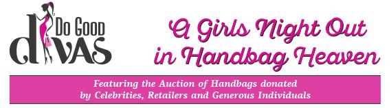 Do Good Divas Diva Delights: A Girls Night In Handbag Heaven Banner