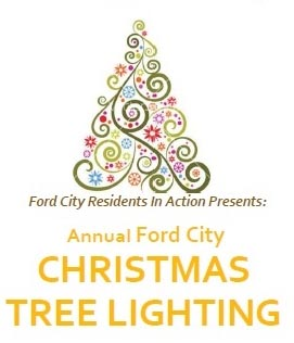 Ford City Annual Christmas Tree Lighting & Hot Chocolate Social