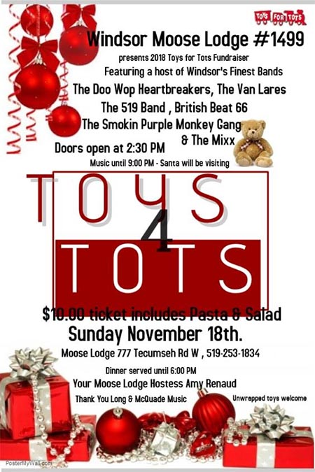 Toys 4 Tots Poster