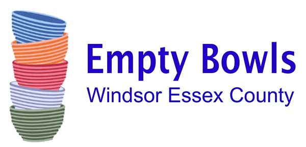 Empty Bowls Windsor Essex County Logo