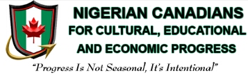 Nigerian Canadians For Cultural, Educatioal and Economic Progress in Windsor, Ontario