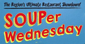 SOUPer Wednesday Restaurant Showdown in Amherstburg
