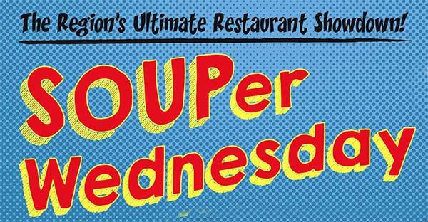 SOUPer Wednesday Restaurant Showdown in Amherstburg