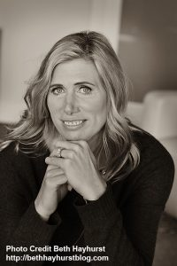 Four Time Canadian Olympian Silken Laumann, photo credit Beth Hayhurst