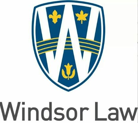 Windsor Law | University of Windsor School of Law Logo