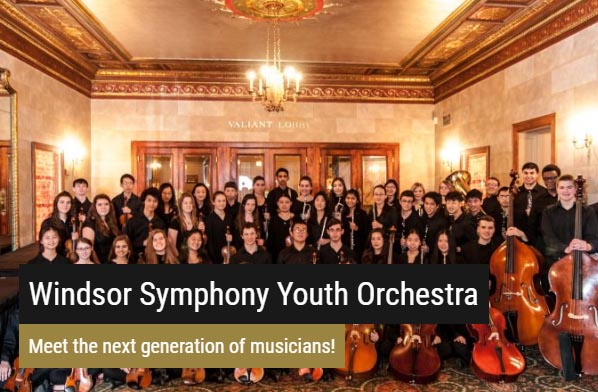 Windsor Symphony Youth Orchestra
