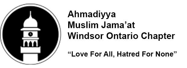 Ahmadiyya Jama'at Windsor