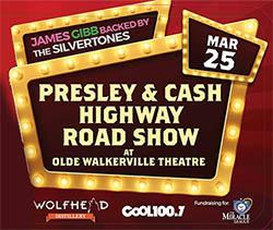 Presley & Cash Highway Road Show (Elvis Presley and Johnny Cash Tribute Bands)