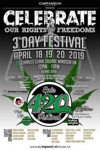 Windsor 420 Fest Poster