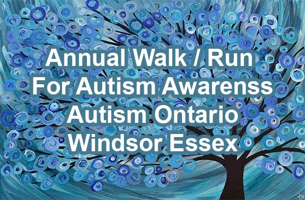 Annual Walk Run For Autism Awareness