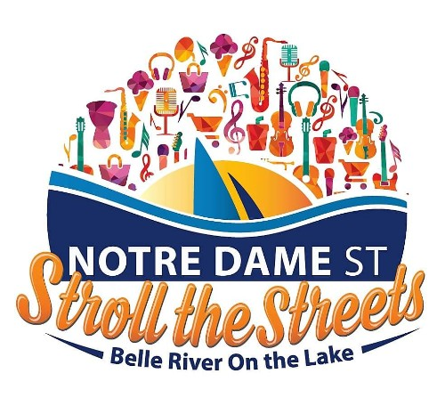 Belle River Stroll The Streets Logo