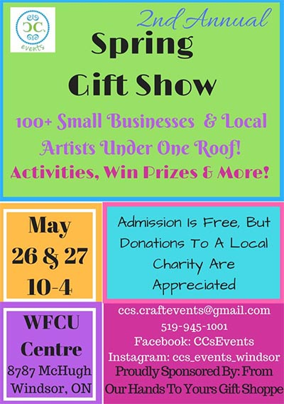 C.C.'s Events Annual Gift Show