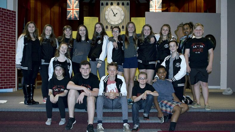 Windsor Essex Youth Theatre Group To Perform In Hollywood | LAFA Elite Group
