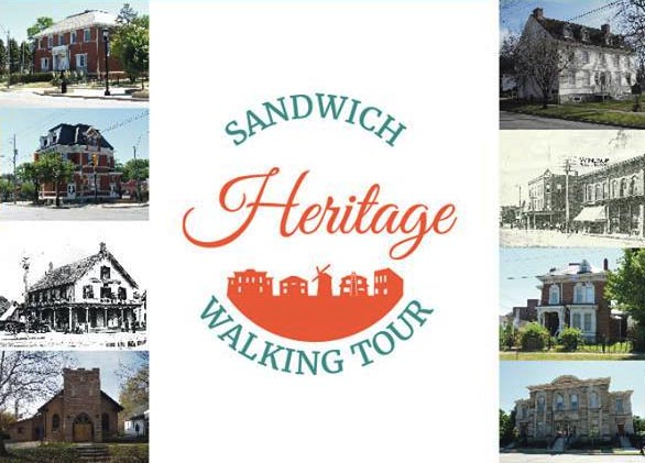 Sandwich Heritage Walking Tour