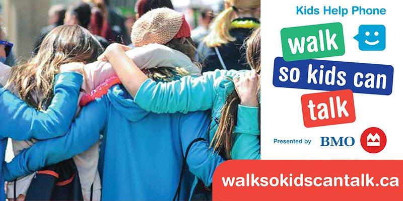 Walk So Kids Can Talk Windsor Logo
