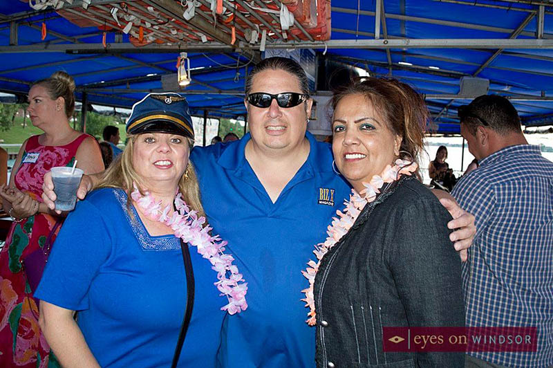 Biz X Magazine Biz MiXer Cruise organizers.