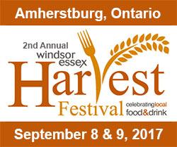 WE Harvest Festival 2017 Banner