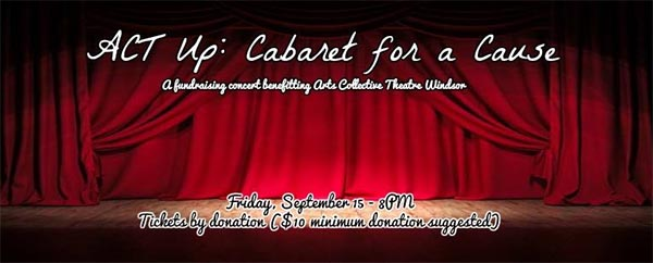 Act UpL Cabaret For A Cause