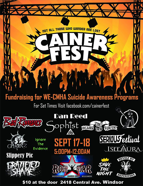 CainerFest Poster