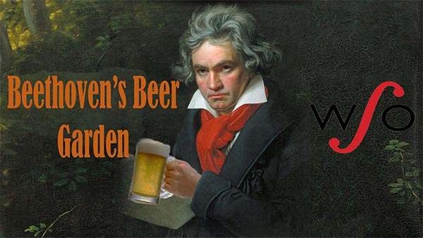 Beethoven's Beer Garden with the Windsor Symphony Orchestra