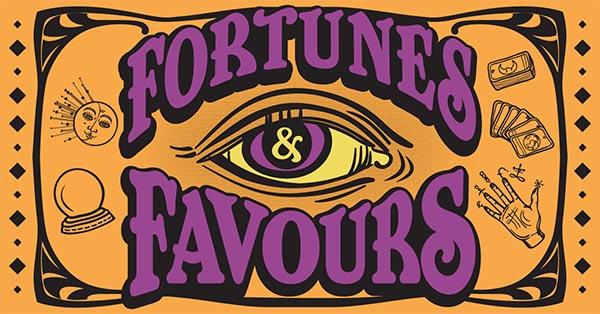 Pillette Village Fortunes & Favours Poster
