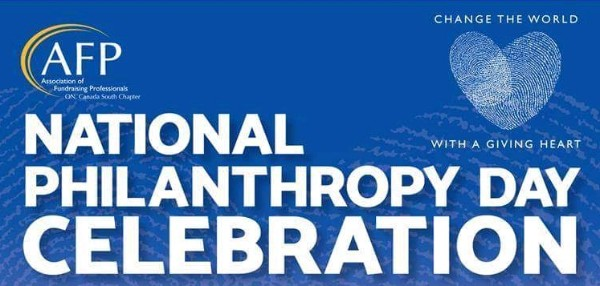 National Philanthropy Day Celebration & Awards Canada South
