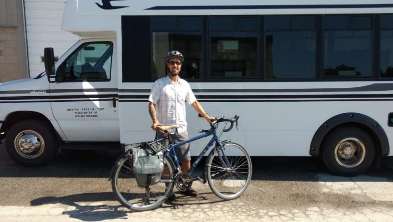 WEBikeBus Helps Windsor Cyclists Get To County Destinations