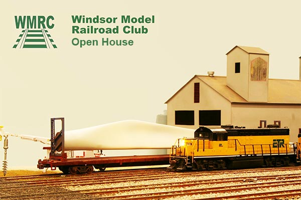 Windsor Model Railroad Club Open House