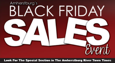 Black Friday in Amherstburg