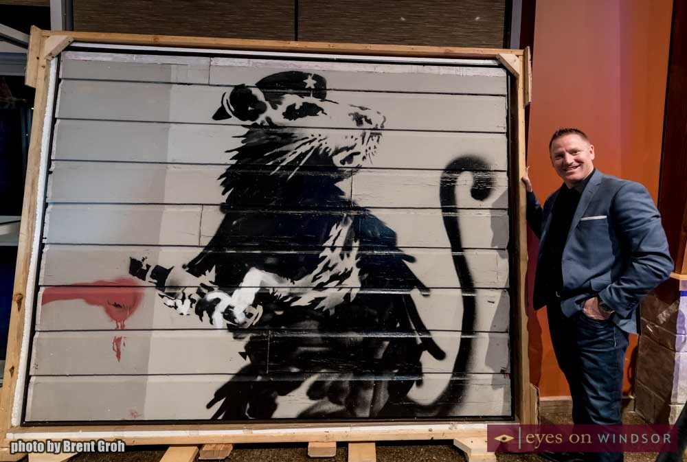 Banksy Haight Street Rat Owner