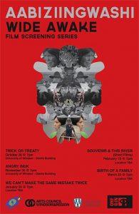 Wide Awake Film Series Indigenous Cinema Tour Windsor Poster
