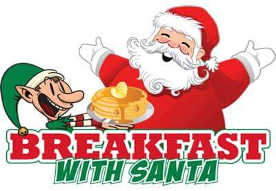 Breakfast With Santa and The Optimist Club of Riverside