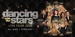 Dancing With The Stars Live Tour at Caesars Windsor