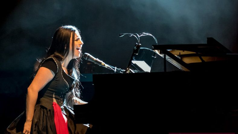 Evanescence Synthesis Live Tour Rocked The Colosseum at Caesars Windsor