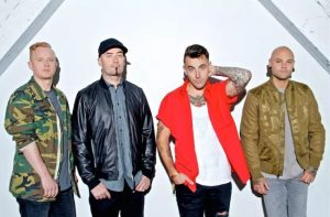 Hedley Performs Live With Special Guest Shawn Hook at Caesars Windsor