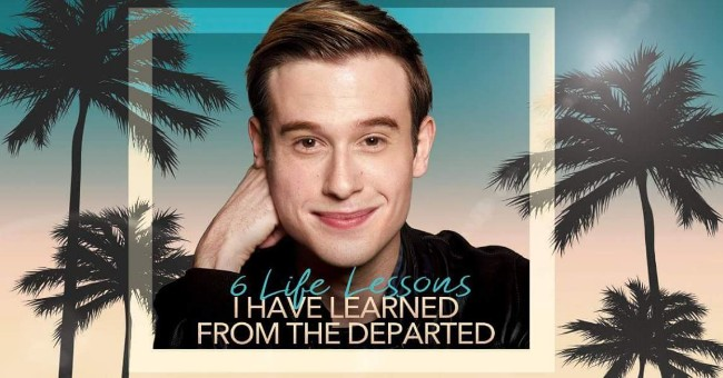 Hollywood Medium Tyler Henry at Caesars Windsor