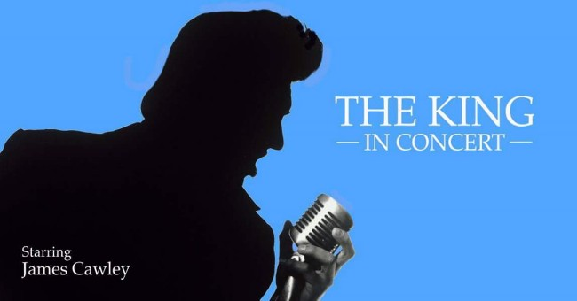 The King In Concert Featuring Top Elvis Impersonator James Cawley at Caesars Windsor