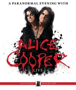A Paranormal Evening With Alice Cooper at Caesars Windsor